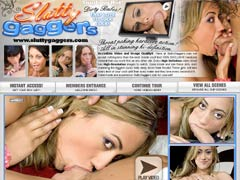 SluttyGaggers.com Brings You The Best In High-definition Deepthroating Videos. Watch As These Cock Loving Sluts Try To Stuff Monster Cocks As Far Down Their Throats As Possible!