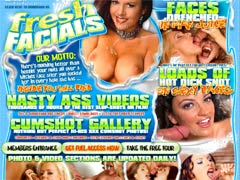 Welcome To Fresh Facials! Our Motto: There`s Nothing Better Than Bustin` Your Nuts All Over A Bitches Face After You Fucked Her In Every Hole She Has...