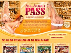 Like A Little Bit Of Everything? All Adult Pass Gives It To You... For One Low Price! Over 90 Of The Hottest, Nastiest, Creamiest Sites Guaranteed To Turn Your Nuts Into Sweatiscles. All Adult Pass Satisfies On Every Level!