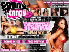 Ebony Candy Offers The Best Ebony Babes Ever! Cum Inside And Enjoy Amazing Black Hardcore Content In Super High Quality. These Young Sistas Got Junk In The Trunk & Then Some!