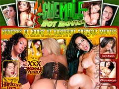 Hundreds Of Hours Of Hardcore Shemale Movies! The Sexiest Shemales You Will Find Online! See Hot Girls With Titties And Cocks In High Quality Movies! + Live Sex Shows!!!
