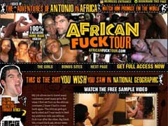 African Fuck Tour Is The Site Where Big Black Tits, Round Black Ass, Ebony Teens And Black Girls Of All Sizes And Shapes Showing What African Sex Is All About.