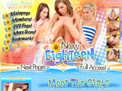 Now Eighteen Offers Exclusive Teensex Adventures! They`ve Just Become Legal And Are Ready For A Deep Fucking! Cum And Check An Incredible Teen Collection Now!